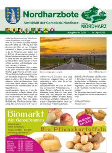 Nordharzbote - 24.04.2021